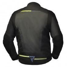 Куртка Rebelhorn Borg Black Dark Gray Fluo Yellow
