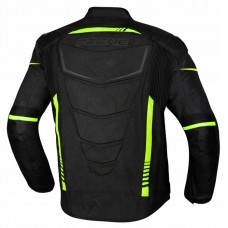 Куртка Ozone Pulse Black Flo Yellow