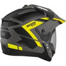Шлем Nolan N70-2 X Grandes Alpes N-Com 23 Flat Lava Grey