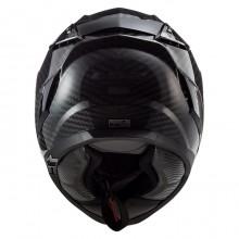 Шлем LS2 FF327 C Challenger Carbon Solid Carbon