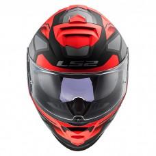 Шлем LS2 FF800 Storm Faster Matt Red Titanium
