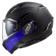 Шлем LS2 FF900 Valiant II Hammer Matt Black Blue