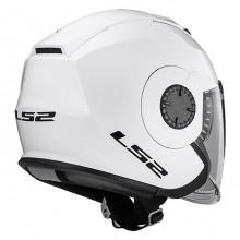 Шлем LS2 OF570 Verso Solid White