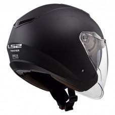 Шлем LS2 OF573 Twister II Solid Matt Black