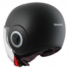 Шлем Shark Nano Blank Matt Black Matt