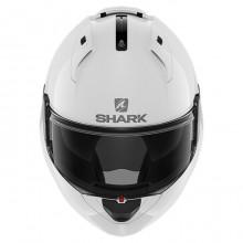Шлем Shark Evo Es Blank White Azur
