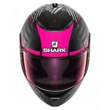 Шлем Shark Spartan Kobrak Matt Black Violet