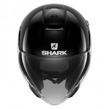 Шлем Shark Citycruiser Dual Blank Silver Black Silver
