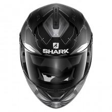 Шлем Shark Ridill Mecca Matt Black Anthracite Silver