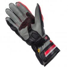 Перчатки женские Rebelhorn ST Long Lady Black/Grey/Flo Red