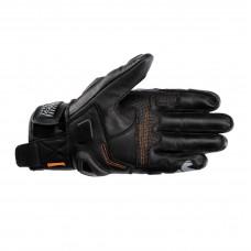 Перчатки Seca TRACKDAY Short Black