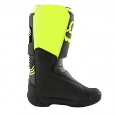 Мотоботы Fox Comp Boot Black/Yellow