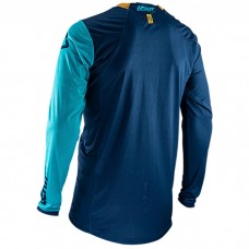 Мотоджерси Leatt Moto 4.5 Lite Jersey Blue/Gold