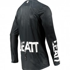 Мотоджерси Leatt Moto 4.5 X-Flow Jersey Black