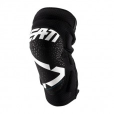 Наколенники Leatt 3DF 5.0 Zip Knee Guard White/Black