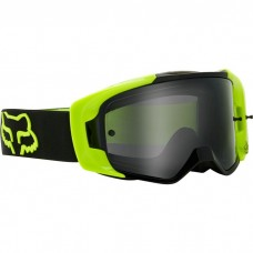 Очки Fox Vue Stray Goggle Black/Yellow
