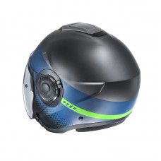 Шлем HJC I40 UNOVA Black/Blue MC4HSF