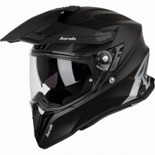 Шлем AIROH COMMANDER COLOR BLACK MATT