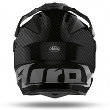 Шлем AIROH COMMANDER CARBON FULL GLOSS