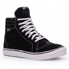 Ботинки кожаные BROGER CALIFORNIA BLACK/WHITE