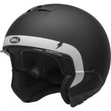 Шлем BELL BROOZER CRANIUM MATTE BLACK/WHITE