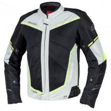 Куртка тестильная OZONE JET II ICE/BLACK/FLUO YELLOW