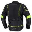 Куртка тестильная OZONE JET II BLACK/FLUO YELLOW