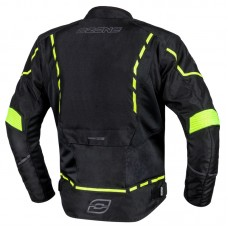 Куртка тестильная OZONE JET II BLACK/FLUO YELLOW