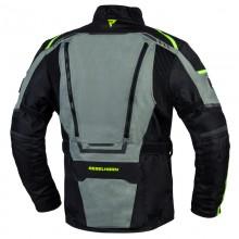 Куртка тестильная REBELHORN CUBBY IV BLACK/GREY/FLO YELLOW
