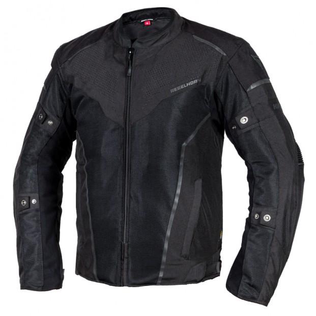 Куртка тестильная REBELHORN HIFLOW IV BLACK
