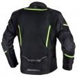 Куртка тестильная REBELHORN FLUX BLACK/FLO YELLOW