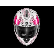 Шлем SHARK RIDILL 1.2 NELUM White Black Violet