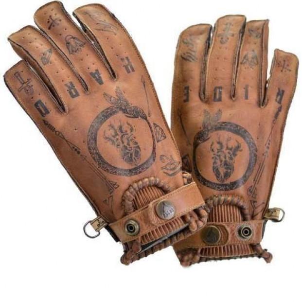 Перчатки SECOND SKIN MAN TATTO