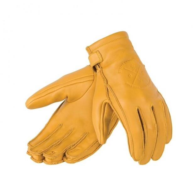 Перчатки кожаные BROGER ALASKA LADY VINTAGE SAND