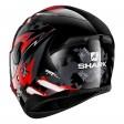 Шлем SHARK D-SKWAL 2 PENXA Black Red Anthracite