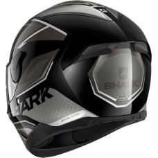 Шлем SHARK D-SKWAL 2 DAVEN Black Anthracite Silver