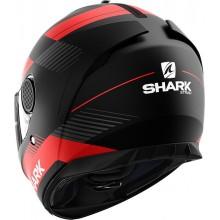 Шлем SHARK SPARTAN STRAD Mat Black Red Anthracite