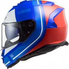 Шлем LS2 FF800 STORM SLANT BLUE RED
