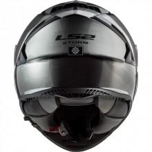 Шлем шлем LS2 FF800 STORM JEANS TITANIUM