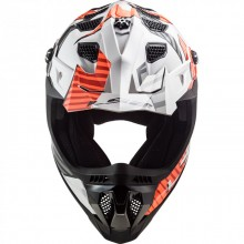 Шлем LS2 MX700 SUBVERTER EVO ASTRO WHITE ORANGE