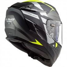 Шлем LS2 FF327 CHALLENGER ALLERT TITAN H-V