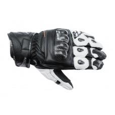 Перчатки SECA TRACKDAY SHORT WHITE/BLACK