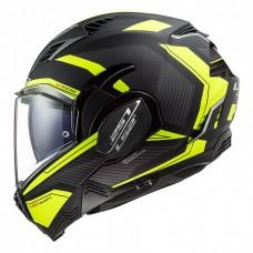 Шлем LS2 FF900 VALIANT II REVO MATT BLACK H-V