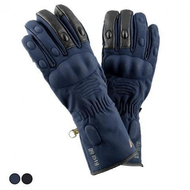 Перчатки COMFORT II BLUE/BLACK