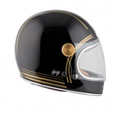Шлем Bycity ROADSTER GOLD BLACK
