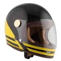 Шлем Bycity ROADSTER BLACK/YELLOW