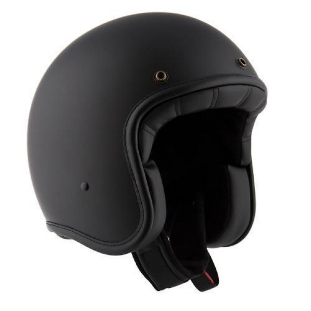 Шлем Bycity TWO STROKES FULL BLACK