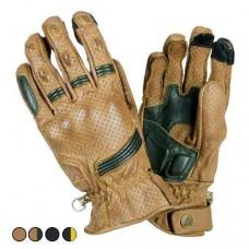 Перчатки RETRO II MUSTARD/GREEN