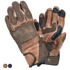 Перчатки RIDER BROWN/SUEDE