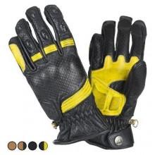 Перчатки RETRO II BLACK/YELLOW